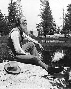 photo of John Muir c1902